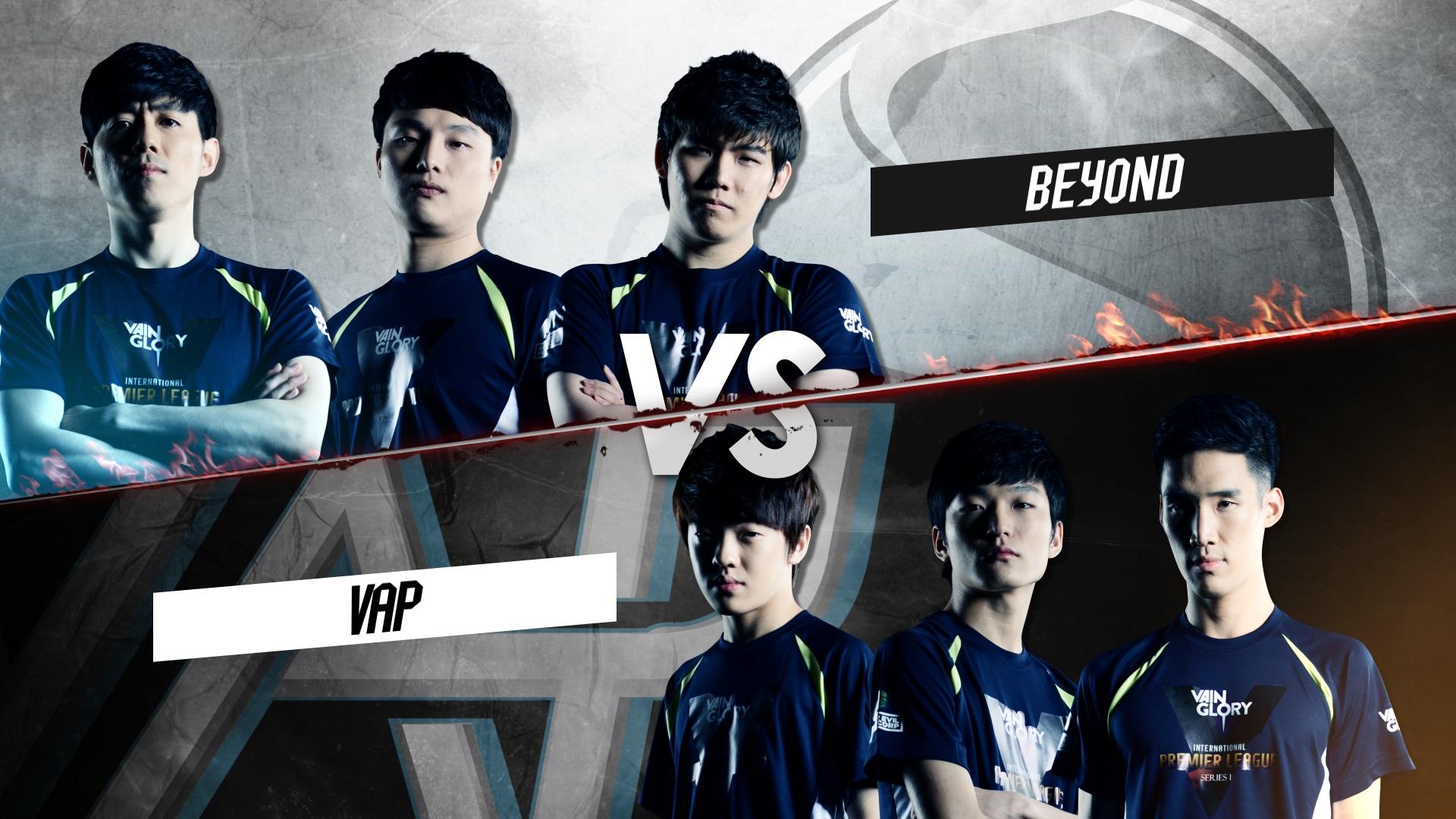 2ndrr beyond vs vap