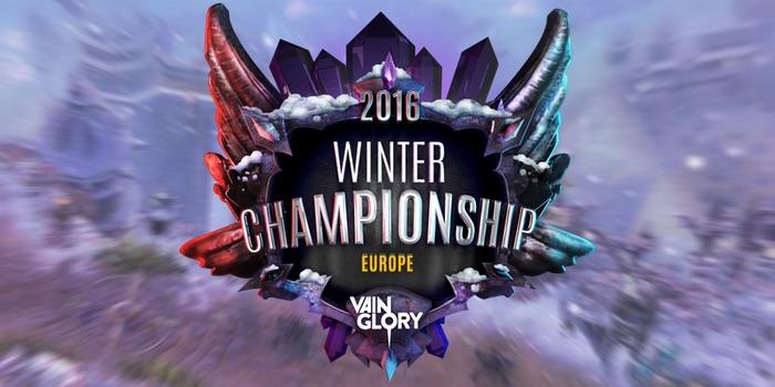 2016 Winter Season EU Live Championship