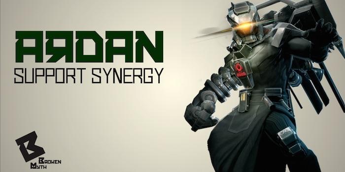 Ardan Support Synergy