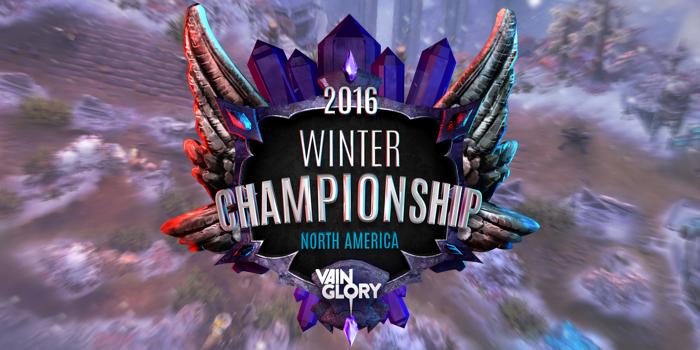 NA Winter Championships 2016