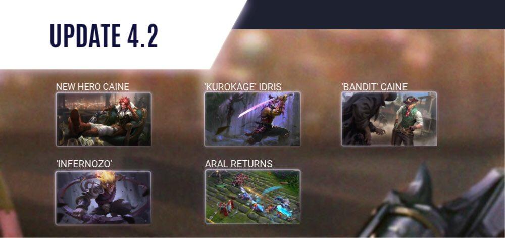vainglory update 4.2