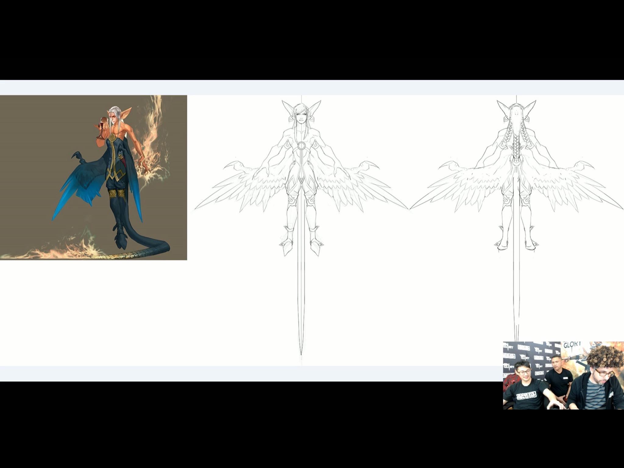 Reworked Adagio Concept Art