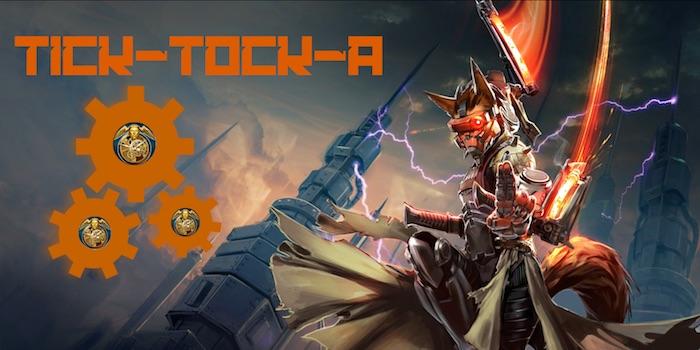 Tick-Tock-A