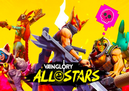 What is Vainglory All Stars?