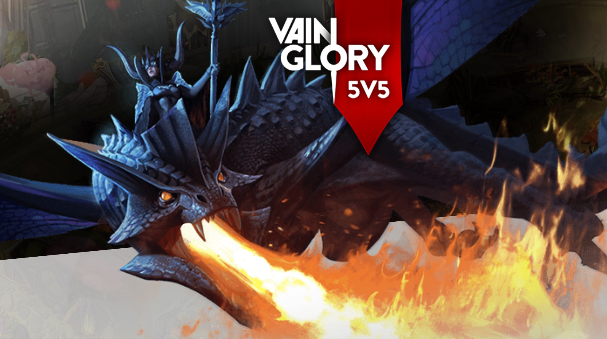 vainglory 5v5 beta