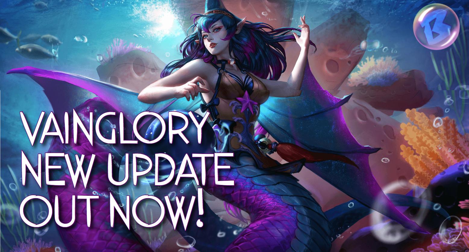 vainglory update 2.10
