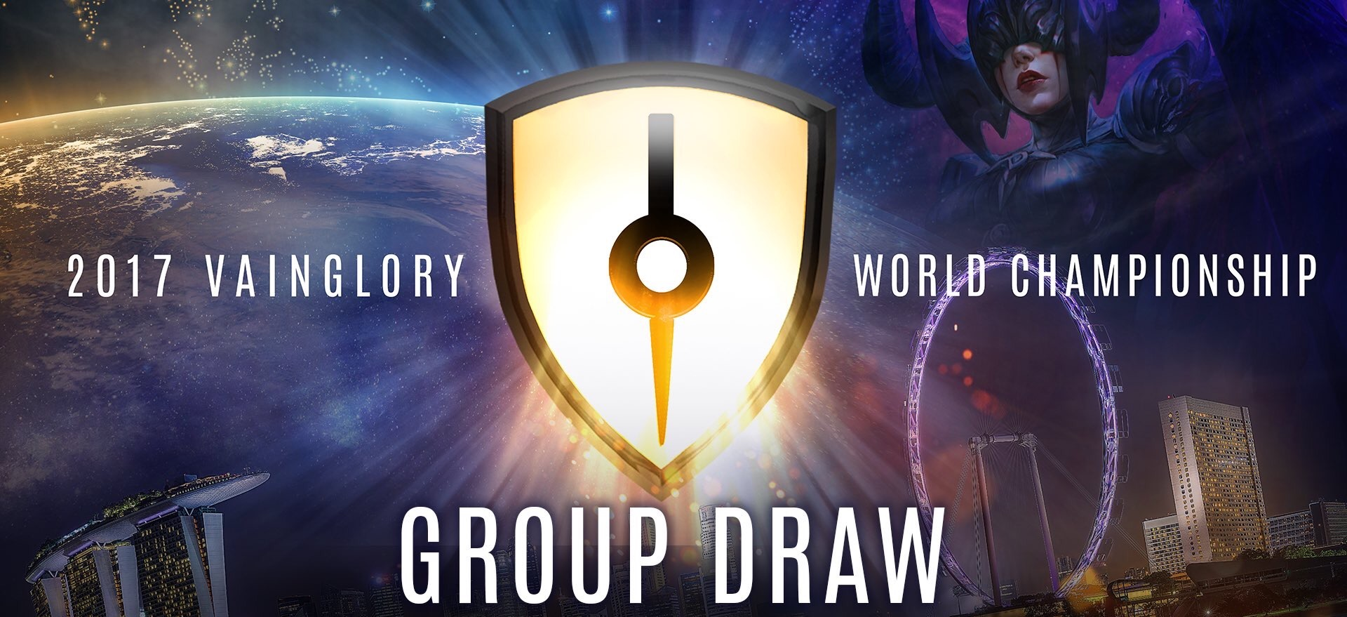 vainglory worlds 2017 group draw