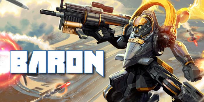 vainglory baron builds