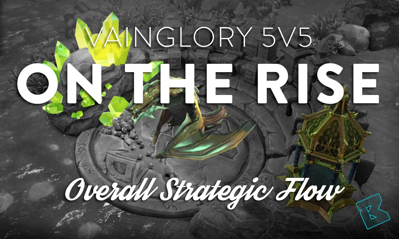 vainglory 5v5 strategy
