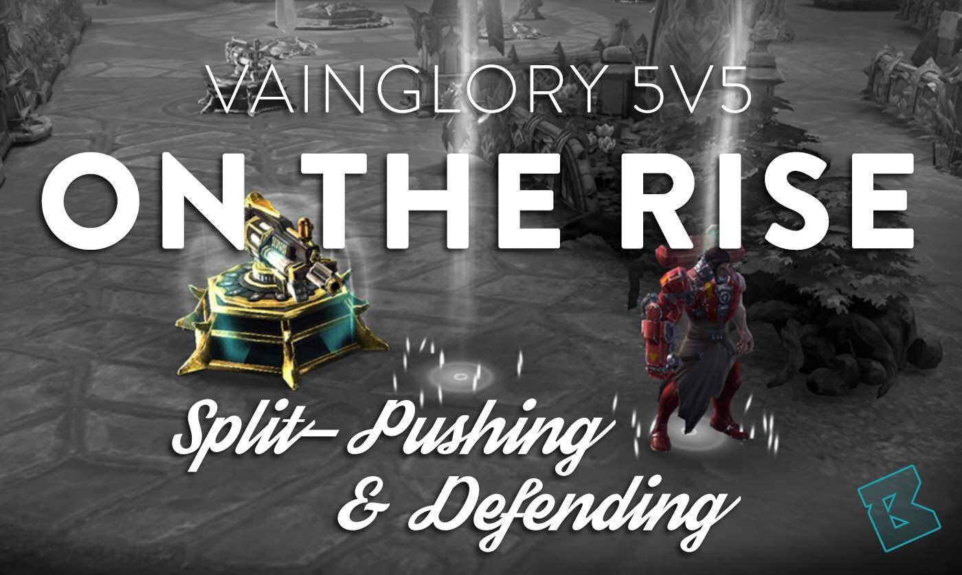 vainglory 5v5 mid game