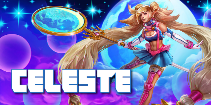 vainglory celeste builds