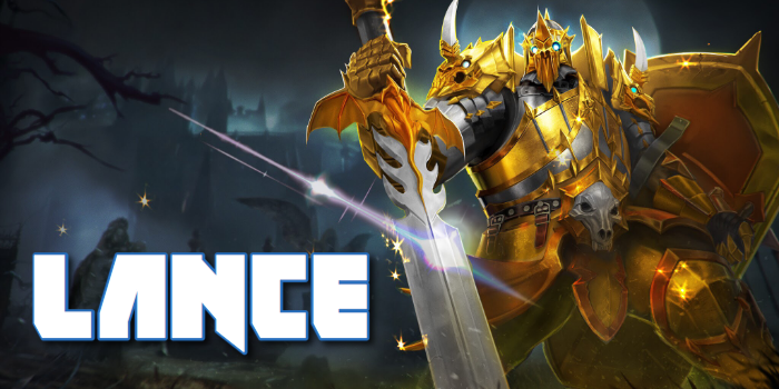 vainglory lance builds
