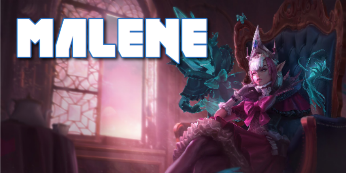 vainglory malene builds