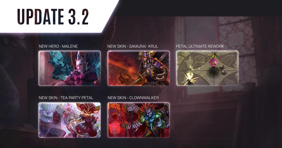 vainglory update 3.2