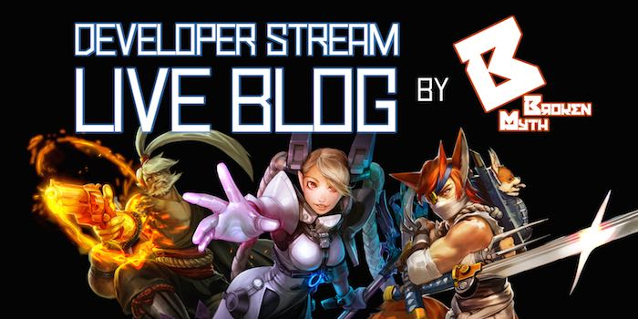 live blog banner