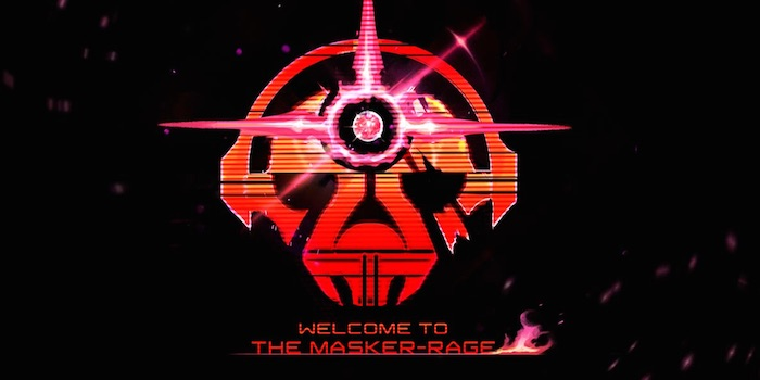 masker rage