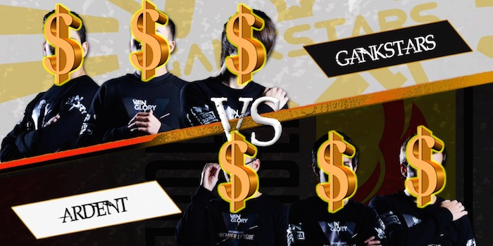 pros with bounties – ardent vs gankstars